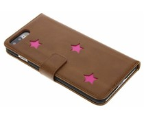 Fabienne Chapot Pink Reversed Star Booktype  iPhone 8 Plus / 7 Plus