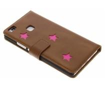 Fabienne Chapot Pink Reversed Star Booktype für das Huawei P9 Lite