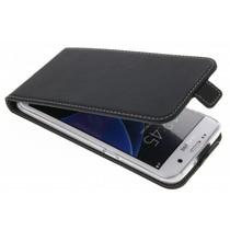 Accezz Schwarzer Flip Case für das Samsung Galaxy S7 Edge