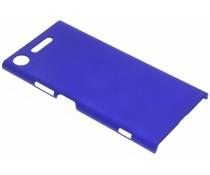 Unifarbene Hardcase-Hülle für Sony Xperia XZ1