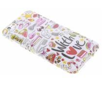 Blond Amsterdam With Love Softcase für iPhone 6/6s