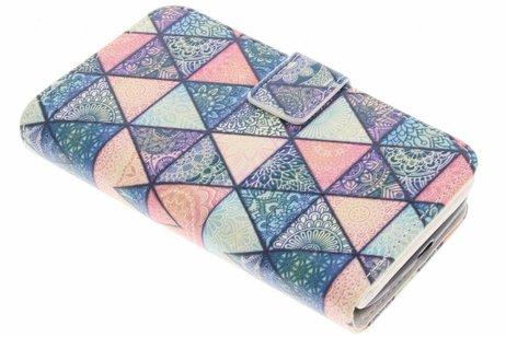 Motorola Moto G5 hülle - Design TPU Portemonnaie für