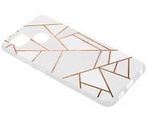 Design TPU Hülle für Asus Zenfone 3 Zoom / Zoom S