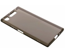 Transparentes Gel Case für Sony Xperia XZ1