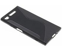 S-Line TPU Hülle für Sony Xperia XZ1