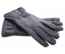 iMoshion hi-Call Leather Bluetooth Talking Glove Größe M
