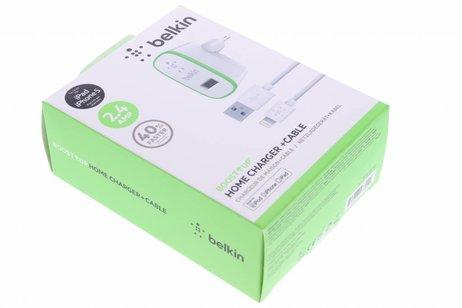 Belkin Boost↑Up Home Charger 2,4A + Lightning auf USB-Kabel