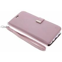 Valenta Rosafarbenes Booklet Premium für das Samsung Galaxy S8 Plus