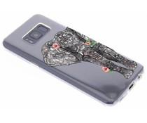 Tieren-Design TPU Hülle für Samsung Galaxy S8