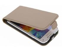 Selencia Luxus Flipcase für Samsung Galaxy S5 Mini