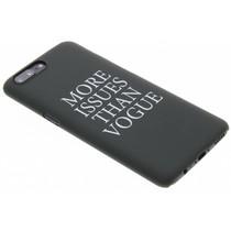 Zitat-Design Hardcase Hülle für OnePlus 5