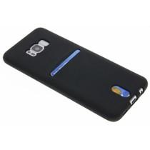Kartenhalter aus TPU-Silikon für das Samsung Galaxy S8 Plus