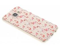 Flamingo Design TPU Silikon-Hülle Samsung Galaxy A3 (2016)
