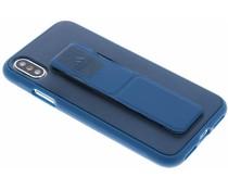 adidas Sports Blauer Grip Case für das iPhone Xs / X