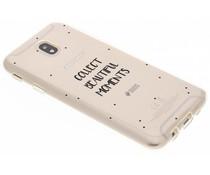 Quote TPU Handyhülle für das Samsung Galaxy J7 (2017)