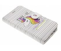 Design TPU Booktype Hülle für Samsung Galaxy J7 (2016)