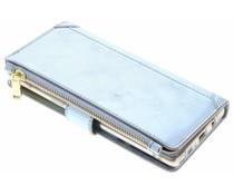 Blaue Luxuriöse Portemonnaie-Hülle für das Samsung Galaxy Note 8