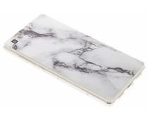 Marmor Silikon-Hülle Huawei P8 Lite