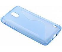 Blaue S-Line TPU Hülle für das Nokia 2