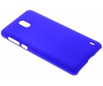 Blaue Unifarbene Hardcase-Hülle für das Nokia 2