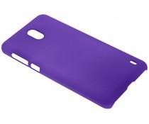 Violette Unifarbene Hardcase-Hülle für das Nokia 2