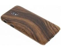 Holz-Design Hardcase-Hülle Samsung Galaxy J5 (2017)