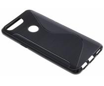 Schwarze S-Line TPU Hülle für OnePlus 5T