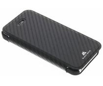 Black Rock Flex Carbon Booklet Case für das iPhone 5/5s/SE - Schwarz