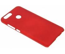 Rote unifarbene Hardcase-Hülle für Huawei Nova 2