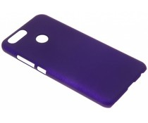 Violette unifarbene Hardcase-Hülle für Huawei Nova 2