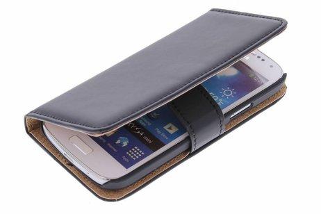 Samsung Galaxy S4 Mini hülle - Selencia Luxus Bookcase für
