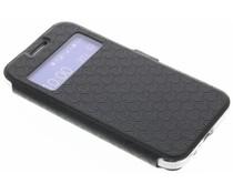 Schwarze Rauten-Hülle für Samsung Galaxy Core Prime