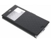 Schwarze Rauten-Hülle für Sony Xperia XZ / XZs