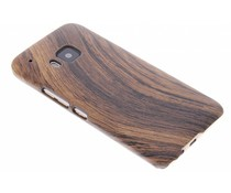 Holz-Design Hardcase-Hülle HTC One M9