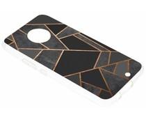Design TPU Hülle für das Motorola Moto X4