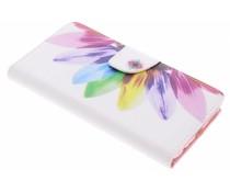 Design TPU Booktype Hülle für Huawei Mate 10 Lite