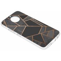 Design TPU Hülle für Motorola Moto G5S Plus
