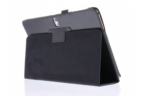 Samsung Galaxy Tab S 10.5 hülle - Schwarze unifarbene Tablet Hülle
