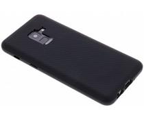 Spigen Schwarzes Liquid Air™ Case für das Samsung Galaxy A8 (2018)