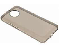 Transparentes Gel Case für Motorola Moto G5S