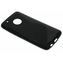 S-Line TPU Hülle für Motorola Moto G5 Plus