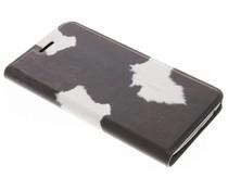 Kuh Design Booklet für das Motorola Moto G5 Plus