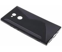 Schwarze S-Line TPU Hülle für das Sony Xperia XA2 Ultra