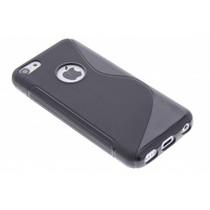 Schwarze S-Line TPU Hülle für iPhone 5c