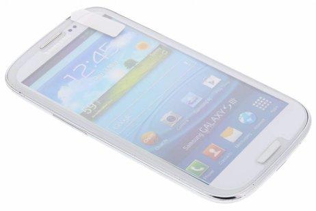 Displayschutz aus gehärtetem Glas für Samsung Galaxy S3 / Neo