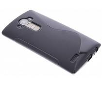 Schwarze S-Line TPU Hülle für LG G4
