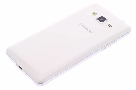 Samsung Galaxy Grand Prime hülle - Ultra thin transparente TPU