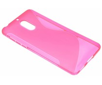 Rosa S-Line TPU Hülle für Nokia 6