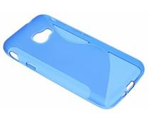 Blaue S-Line TPU Hülle für Samsung Galaxy Xcover 4 / 4s