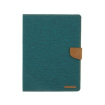 Mercury Goospery Canvas Diary Case iPad 2 / 3 / 4